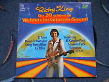 LP Ricky King