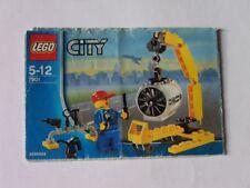 LEGO® Bauanleitung / Instruction Nr. 7901