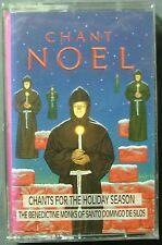 Benedictine Monks of Santo Domingo de Silos:  Chant Noel (Cassette, 1994, Angel)