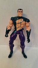 "Aqua-TECH Namor: 5"" figura de acción, MARVEL COMICS, Toy Biz, 2005, Coleccionable"