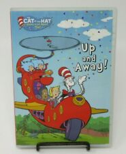 CAT IN THE HAT KNOWS A LOT ABOUT THAT: UP & AWAY ANIMATED DVD, 5 STORIES, GUC