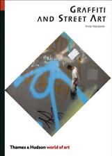 Grafiti y Arte Callejero ( World Of Art) By Anna Waclawek Libro de Bolsillo