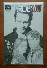 True Blood (May 2012 IDW) Ongoing #1RI FACTORY SEALED