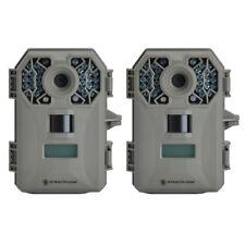(2) Stealth Cam G30 Triad Technology Equipped Digital Trail Game Camera 8Mp