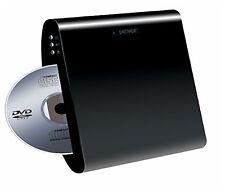 DWM-100 Black DVD Player Wall Mountable Multiregion Upscaling HDMI & USB