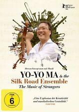 DVD *  YO YO MA & THE SILKROAD ENSEMBLE - THE MUSIC OF STRANGERS # NEU OVP %