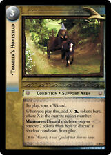 LOTR: Traveler's Homestead [Lightly Played] Bloodlines Lord of the Rings TCG Dec