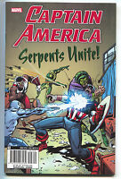 Captain America Serpents Unite 1 Marvel 2016 NM- 163 310 313 315 Falcon