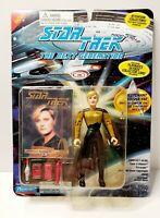 "1994 Playmates Star Trek The Next Generation Lt Natasha Yar 5"" Action Figure"