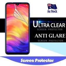 Clear & Anti-Glare Matte LCD Screen Protector For Xiaomi Redmi Note 3 4 4X 7 Pro