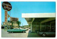 1964 London Lodge, Motel & Restaurant, New Orleans, LA Postcard *5F(2)13