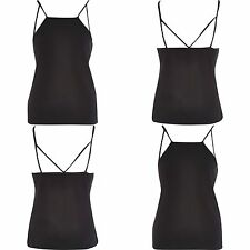 River Island Waist Length Sleeveless Tops & Shirts for Women