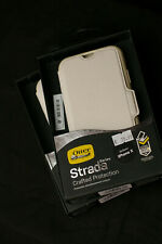 NEW OTTERBOX STRADA IPHONE X XS LEATHER BOOK FLIP WALLET CASE COVER MSRP $39.99