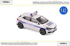 Renault Megane 2016 Police Municipale  NOREV - NO 517722 - Echelle 1/43
