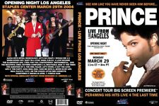 Prince Live at the Staples Center in Los Angeles - March 29th (2004) DVD