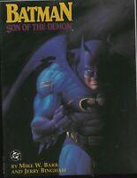 BATMAN SON OF THE DEMON DC Graphic Novel comic book 1987 paperback