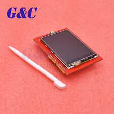 "2.4"" TFT LCD Display Shield Touch Panel ILI9341 240X320 for Arduino UNO MEGA"