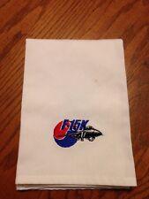 McDonnell Douglas F-15K Korean Variant Logo White Cloth Dinner Napkin