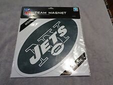 New York JETS Team Logo Magnet 8 1/4 Inches by 14 Inches FREE SHIPPING