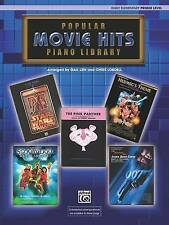 NEW Popular Piano Library Movie Hits: Primer Level by Gail Lew
