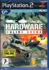 HARDWARE ONLINE ARENA  Gioco Playstation 2 PAL SCES 51593 NUOVO SIGILLATO