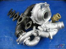Bi Turbocompresor BMW X1 23dx 123D E81 E82 E84 E87n E88 N47 150 204Ps