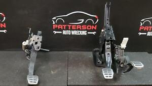 2001 AUDI TT Clutch & Brake Pedal Assembly