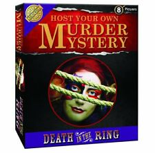 CHEATWELL GAMES - HOST YOUR OWN MURDER MYSTERY GAME DEATH IN THE RING