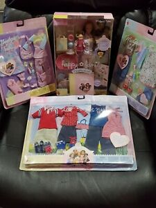Barbie Happy Family Lot NIB