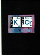 KING CRIMSON - The Elements: 2019 Tour Box - CD (CD box)