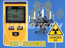 NEW ELECTROMAGNETIC RADIATION METER POLUTION DETECTOR 4G 5G WIFI EMF EMR UK🔥