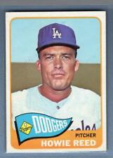 1965 Topps #544 Howie Reed EX-MT  GO64