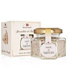Italian Black Truffle Salt 80g