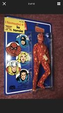Harbert MEGO 1975 FANTASTIC 4 FOUR Action Figure Human Torch Italian Doll Toy
