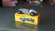 DINKY TOYS. NO.23k, TALBOT-LAGO RACING CAR IN GOOD REPRODUCTION BOX