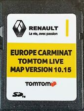 MISE A JOUR GPS TomTom Carminat LIVE V10.15 SD CARD EUROPE ET UK MAP 2019-2020