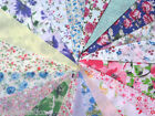 Fabric Bunting Wedding 40ft Vintage Shabby Handmade flower chic Garden 8 10 12ft