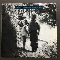 "DAVID LEE ROTH - Damn Good / Skyscraper 7"" Vinyl Single Record EX+ 1988 USA Pre"