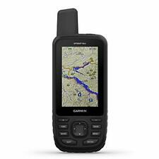 "NEW Garmin GPSMAP 66st, Handheld Hiking GPS with 3"" Color Display 010-01918-10"