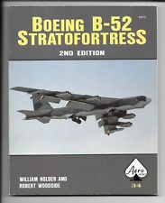 Aero  #34, Boeing B-52 Stratorfortress, 2nd Edition, Softcover Ref. (1988)  FN