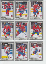 18/19 OPC Montreal Canadiens Shea Weber Silver card #145