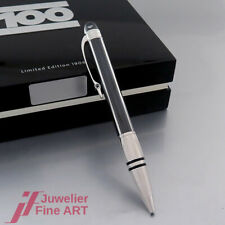 MONTBLANC *Starwalker Soulmakers 1906 Ballpoint Pen* Kugelschreiber-Stahl/Granit