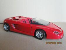 399N 1991'S Revell 8806 Ferrari Pininfarina Mythos Cases 1:18