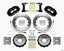 "2013 Ford Focus ST Wilwood Front Big Brake Kit Includes Brake Lines,13"" Rotors"