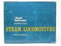Model Railroader Cyclopedia-Volume 1 Steam Locomotives by Linn H. Westcott ©1960