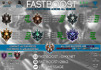 🔥 FastBoost | League of Legends Elo Boost | Cheap Boosting | LoL Elo-Boost 🔥