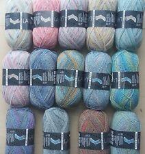 600g Sockenwolle (4,50€/100g) Lana Grossa MEILENWEIT Cotton Stretch Sommergarn