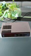 Grundig sono clock 26 Radiowecker 70er Jahr