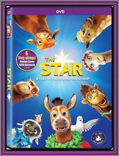 THE STAR - (DVD, 2018)