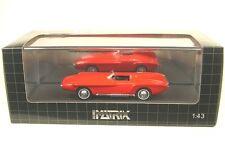 Plymouth XNR Ghia Concept (red) 1960